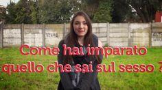 campagna #perunoradamore per l'educazione sentimentale nelle scuole.