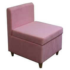 Side Chair with Storage