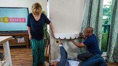 DIY Faux Pedestal Table