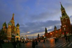 What NOT to do in Moscow