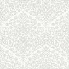 Värisilmä, www. White Wallpaper, Love Wallpaper, Pattern Wallpaper, Vintage Country, Retro Vintage, House 2, Textures Patterns, Cute Wallpapers, Damask