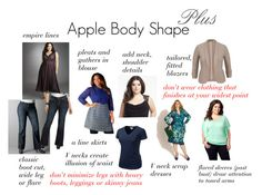 """Apple Body Shape"" by expressingyourtruth ❤ liked on Polyvore featuring IGIGI, J.TOMSON, maurices, DKNY Jeans, Hydraulic and plus size clothing"