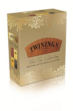 Twinings tea. I'd *love* this for Christmas.