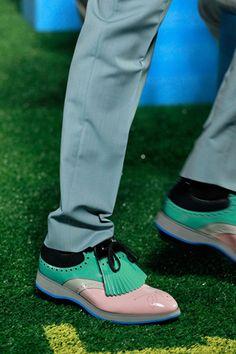Prada men shoes spring summer 2012