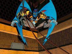 Azrael Dc, Pauls Valley, Comics Universe, Batman Universe, Dc Comics Collection, Batman Armor, Superhero Design, Batman The Dark Knight, Batman Family
