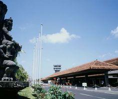 Ngurah Rai International Airport, Denpasar, Bali