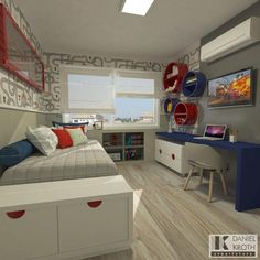 Tips And Strategies For cool-kids-bedroom-theme-ideas Kids Bedroom Dream, Kids Bedroom Boys, Cool Kids Bedrooms, Kids Bedroom Designs, Boys Bedroom Decor, Kids Bedroom Furniture, Kids Room Design, Bedroom Themes, Home Decor Furniture