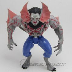 Morbius Unbound  Spider-Man Vampire Wars - 1996  /// Pinned by: Marvelicious Toys - The Marvel Universe Toy & Collectibles Podcast [ www.MarveliciousToys.com ]