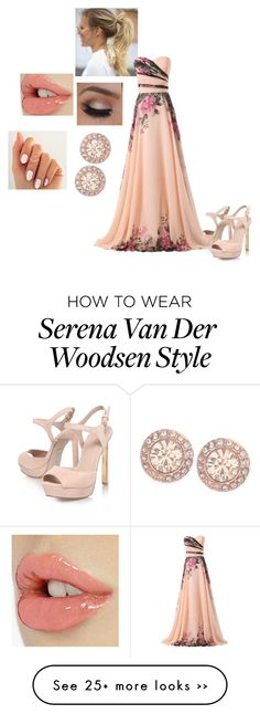 """Serena Van der Woodsen"" by caila-fancy03 on Polyvore"