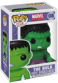 http://Amazon.com: Funko POP! Marvel 4 Inch Vinyl Figure Hulk: Toys  Games