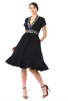 1850e06174 Buy Women s Dresses at eShakti. Shop our wide online selection of  day-to-evening dresses