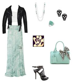 """""""Untitled #129"""" by dulbus on Polyvore featuring Roberto Cavalli and Christian Dior"""