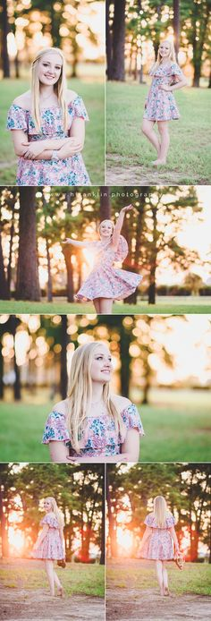 shreveport photographer, hfranklin photography, senior portraits, senior pictures, senior picture ideas, golden light, golden hour, summer senior pictures, summer vibe, senior picture outfit ideas for girls