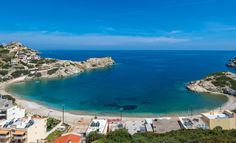 Agia Pelagia is a coastal resort with lovely sandy beaches, located 22 km west of Heraklion. Check our suggested villas and hotels. Heraklion, Crete Holiday, Relaxing Holidays, Sandy Beaches, Greece, Coastal, Island, Water, Places