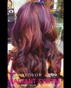 Achieve Vivid Colors in under an hour! #Mycolor and #Retrohair's newest color line The Radiant System offers colorists a new way to create countless tones of vivid colors and pastels!   #mycolor #specialone #bleachandcolor #hairstylist #haircolor #retrohair #friendsdontletfriendbuyhaircolorfromdrugstores #hairdye #funkycolor #pinkhair #purplehair #mermaidhair