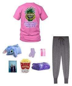 """""""Ootn-sleepover with London! 😝😝😝"""" by palmer-mcneal ❤ liked on Polyvore featuring Clu, Popband, West Bend and Vera Bradley"""