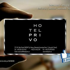 Business cards turism hoteluri, Business cards mures, Business cards luxury brands