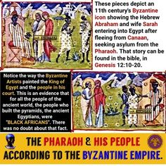 Were the ancient Egyptians mainly white, black, or Asian? Egyptians, Ancient Civilizations, Ancient Egypt, Ancient History, Black History, Art History, The Bible Movie, Magic Nails, Byzantine Icons