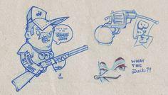 Sketchbook Scribbles on Behance ★ Find more at http://www.pinterest.com/competing