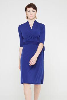 Wrap Dress (Coral)  Code Vitesse Spring/Summer &3915  Pinterest ...