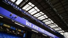 Chelsea Football Club - We are the champions.