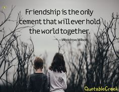 friendshpcement