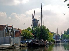 Gouda, Windmill