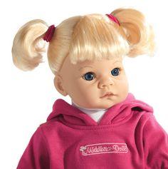 Lee Middleton Dolls Reagan Blonde
