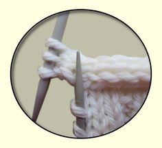 Besten stricken : TECHknitting: I cord bind-off, I-cord selvedge border Simply Knitting, Knitting Help, Knitting Blogs, Knitting Stitches, Knitting Needles, Knitting Yarn, Knitting Projects, Baby Knitting, Yarn Projects