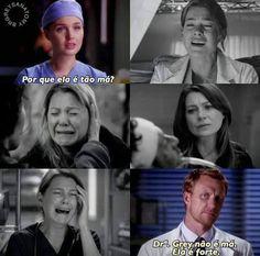 Dr Grey, Lexie Grey, Dr Ellis, Greys Anatomy Callie, Cristina Yang, Grey Anatomy Quotes, Meredith Grey, Best Tv Shows, Series Movies