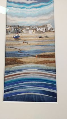 Textile Art, Collage, Textiles, Quilts, Rugs, Home Decor, Farmhouse Rugs, Collages, Decoration Home