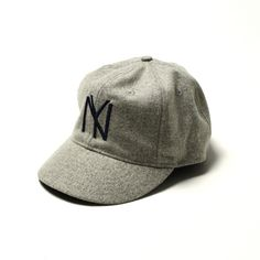 The Others / COOPERSTOWN BALL CAP Co. / Newyork Black Yankees 1935 Model / Gray / NYBYC35G   STARLING online store