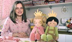 Curso ao vivo e gratuito Feltro: peças decorativas e lembrancinhas para bebês | eduK.com.br