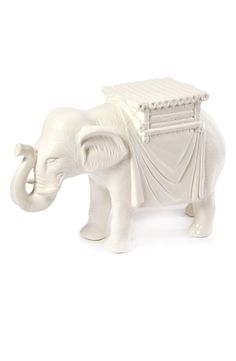 Free Shipping And Returns On Twou0027s Company Ceramic Elephant Side Table At  Nordstrom.com.