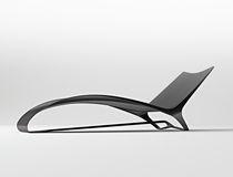 Mast Elements | Fluid | Carbon Fiber Chaise Longue