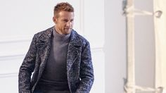 Winter Is Coming | Mr Jenson Button buttons up for the cold snap