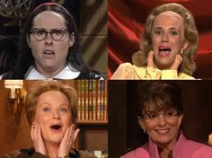 The women of #SNL