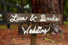 Southern Wedding Sign