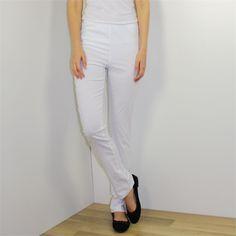 Acrobat Full Length Pant White by Verge