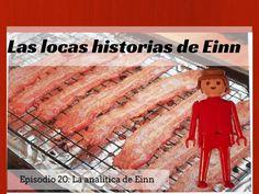 Las locas historias de Einn: Episodio 20, La analítica de Einn