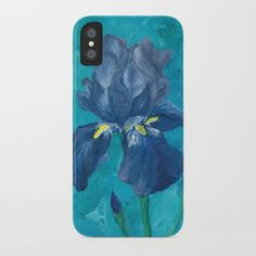 I'm so inspired by the works of the great impressionists so I wanted to create a piece of work that capture the soft edges of the iris in an impressionist style.