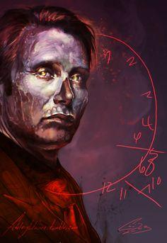 Hannibal — fetalnightmare: ' Killing must feel good to...