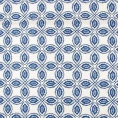 Tala Bluemarine Annie Selke fabric 100% washed Cotton for Drapery, Bedding, Pillows, Table Coverings, Light Use Furniture 3.38 V repeat. 54 wide Item #:	 5188 Price:	21.95 per yard