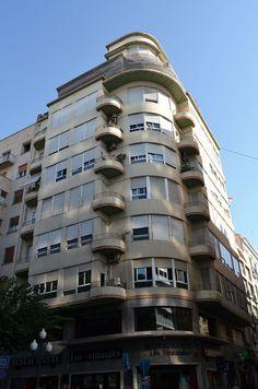 Alicante, Madrid, Multi Story Building