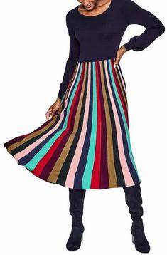 Skirt Bodice Rapri Jersey Dress Maje Midi In The Gingham amp; 2019 dqXHyEw
