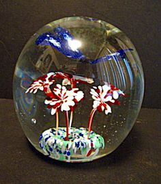 Paperweight, Butterfly on top, Gentile