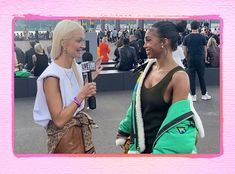 Lori Harvey Shares Every Detail Of Her Busy New York Fashion Week - E! Online