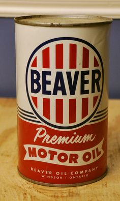 One benefit of being vintage car enthusiasts is that we get to appreciate many other vintage-car-related things, like well-designed motor oil cans, for instance. The packaging design, typography, and in some cases, hand-lettering shine through on these faded labels and weathered tins.