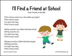 to School Songs for Preschoolers Back to School Songs for PreschoolersPreschool (disambiguation) Preschool education is the provision of structured learning to children before the commencement of formal education. Kindergarten Songs, Preschool Songs, Preschool Education, Preschool Themes, Preschool Lessons, Montessori Elementary, Class Activities, Therapy Activities, Preschool Crafts