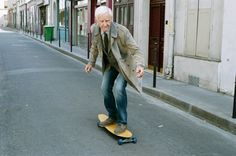 Elderly People on Skateboards Are the Coolest People on Earth ...